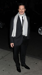 Darren Aronofsky en la celebración anual de los premios Gotham