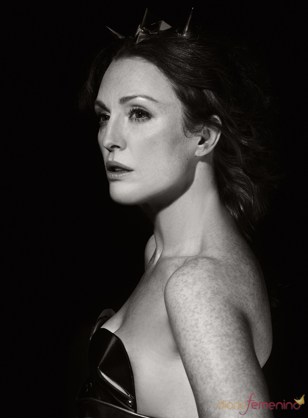 Julianne Moore en el Calendario Pirelli 2011
