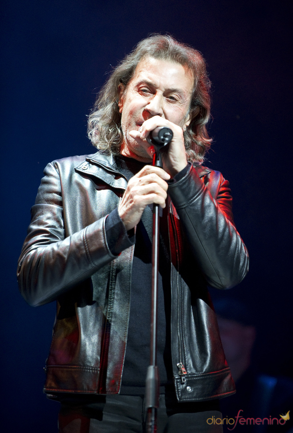 Albert Hammond actúa en los Premios Shangay 2010