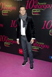 Jaime Cantizano en los Premios Shangay 2010