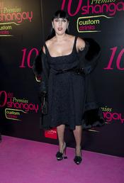 Rossy de Palma en los Premios Shangay 2010
