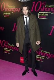 Sergio Mur en los Premios Shangay 2010