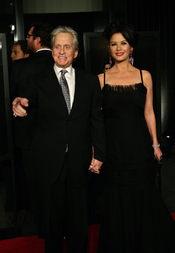 Michael Douglas y Catherine Zeta-Jones más unidos que nunca