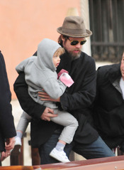 Shiloh Jolie-Pitt, muy deportiva