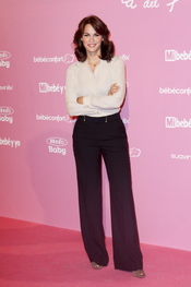 Fabiola Martínes en los premios Mamá del Año