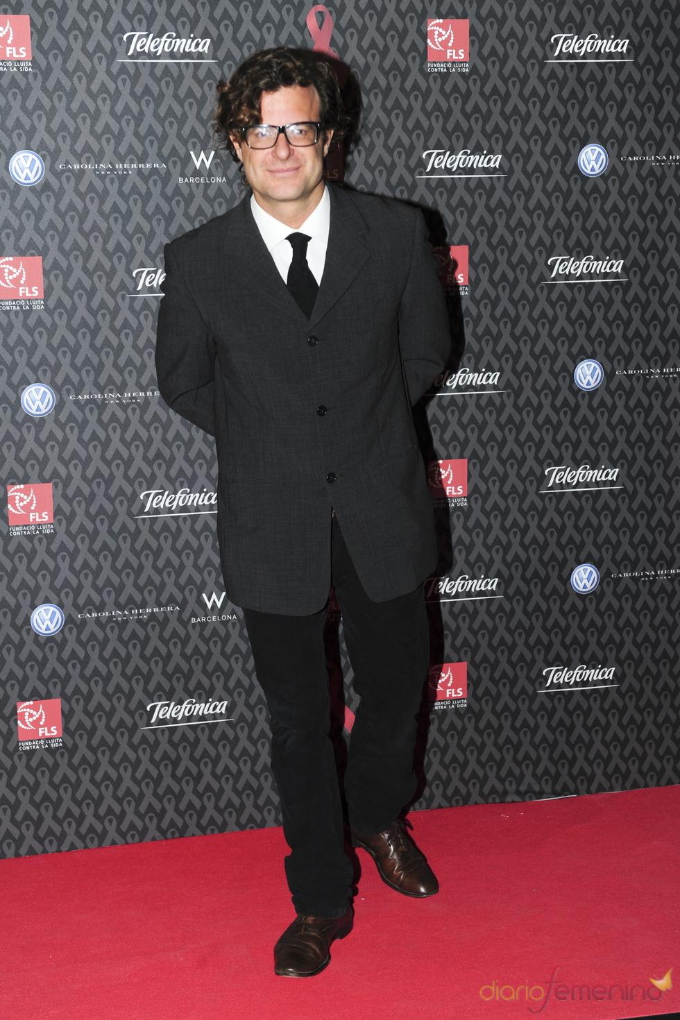 Ricardo Boffill en la gala contra el Sida 2010