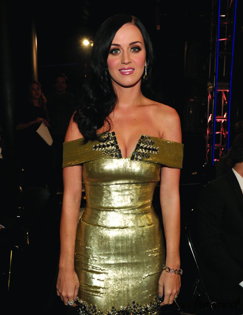 Katy Perry en las nominaciones a los Grammy 2011