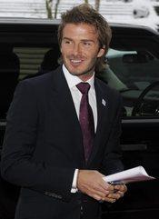 David Beckham en Zurich