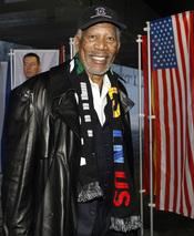 Morgan Freeman en Zurich