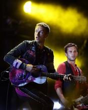 Coldplay y su villancico 'Christmas Lights'