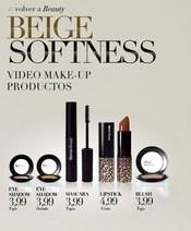 Gama Beige Softness de maquillaje Blanco