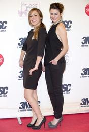 Blanca Suarez e Irene Montala, premier de 3MSC
