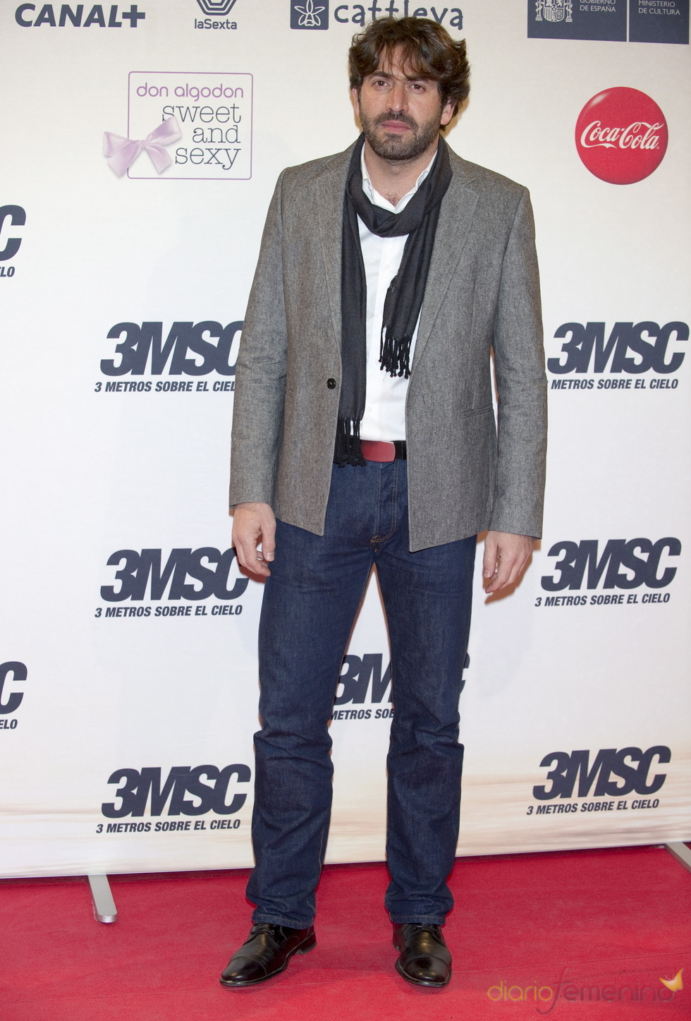 Toni Garrido, premier de 3MSC