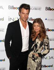 Fergie y su marido, Josh Duhamel