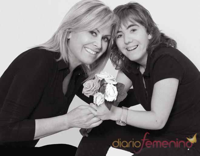 Calendario 2011 de la Fundación Talita con Rosa Clará