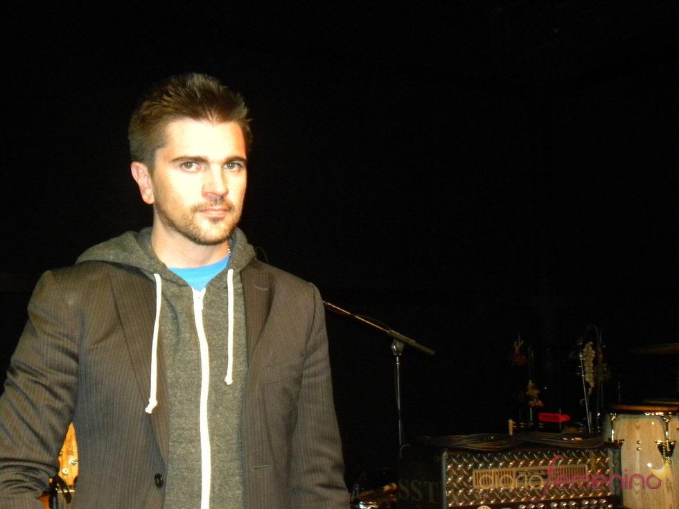 Juanes presenta su nuevo trabajo, 'PARCE' con aires rockeros
