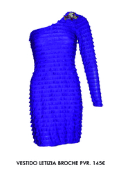 Vestido Letizia de Barbarella 145€