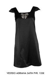 Vestido Adriana Satín 133€