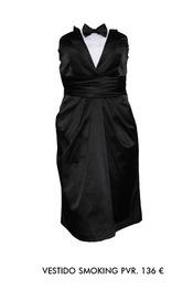 Vestido Smoking de Barbarella 136€