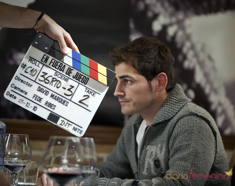 Íker Casillas, actor