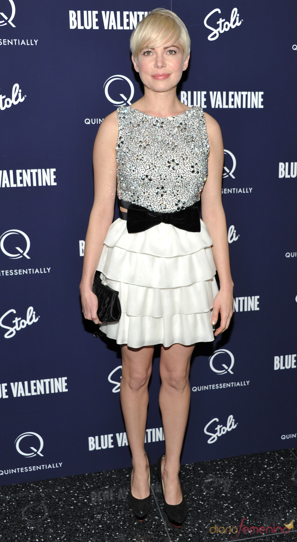 Michelle Williams protagoniza 'Blue Valentine'