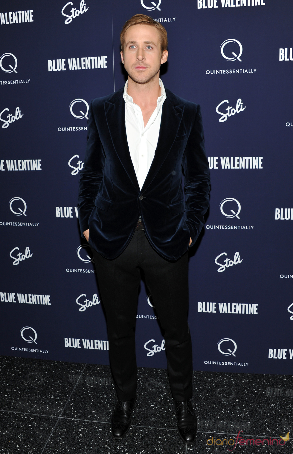 Ryan Gosling, el protagonista masculino de 'Blue Valentine'