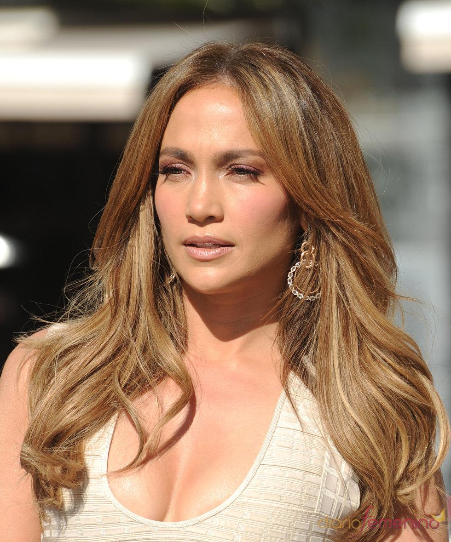Jennifer Lopez en Los Ángeles el pasado 30 de Noviembre