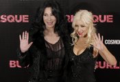 Cher y Christina Aguilera traen 'Burlesque' a Madrid