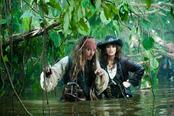 'Piratas del Caribe 4', con Penélope Cruz y Johnny Depp