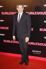 Boris Izaguirre en la premiere en Madrid de 'Burlesque'
