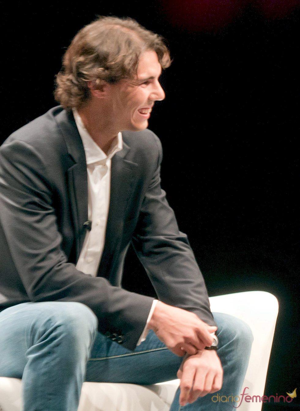 Rafa Nadal, imagen de Armani