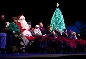 Barack Obama inagura el tradicional Árbol navideño