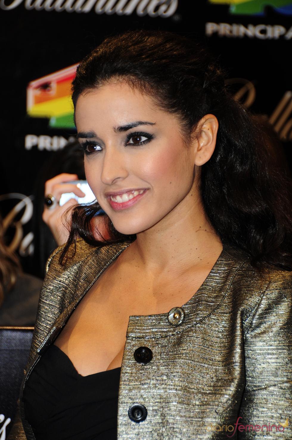 Inma Cuesta en los Premios 40 Principales 2010