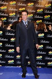Jose Ramón de la Morena en los Premios 40 Principales 2010