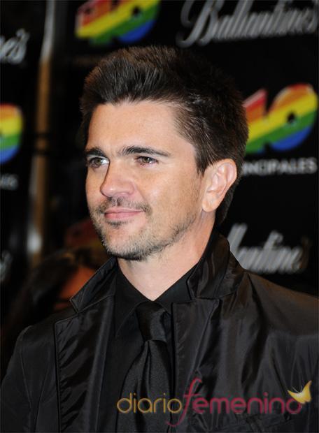 Juanes en los Premios 40 Principales 2010