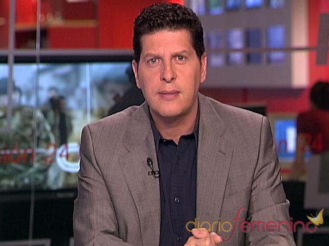 David Tejera, presentador de CNN Plus