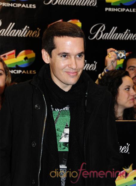 Maldita Nerea en los Premios 40 Principales 2010