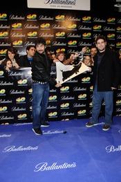 Estopa en los Premios 40 Principales 2010