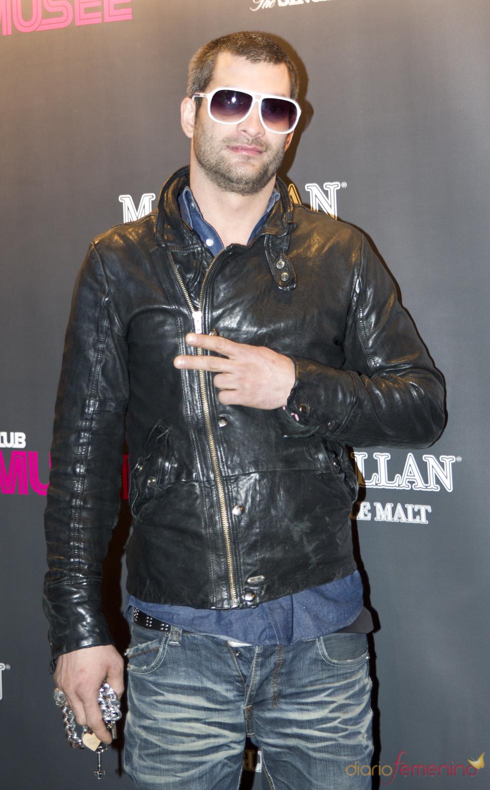 Asdrubal acudió al concierto de Lady Gaga en Madrid