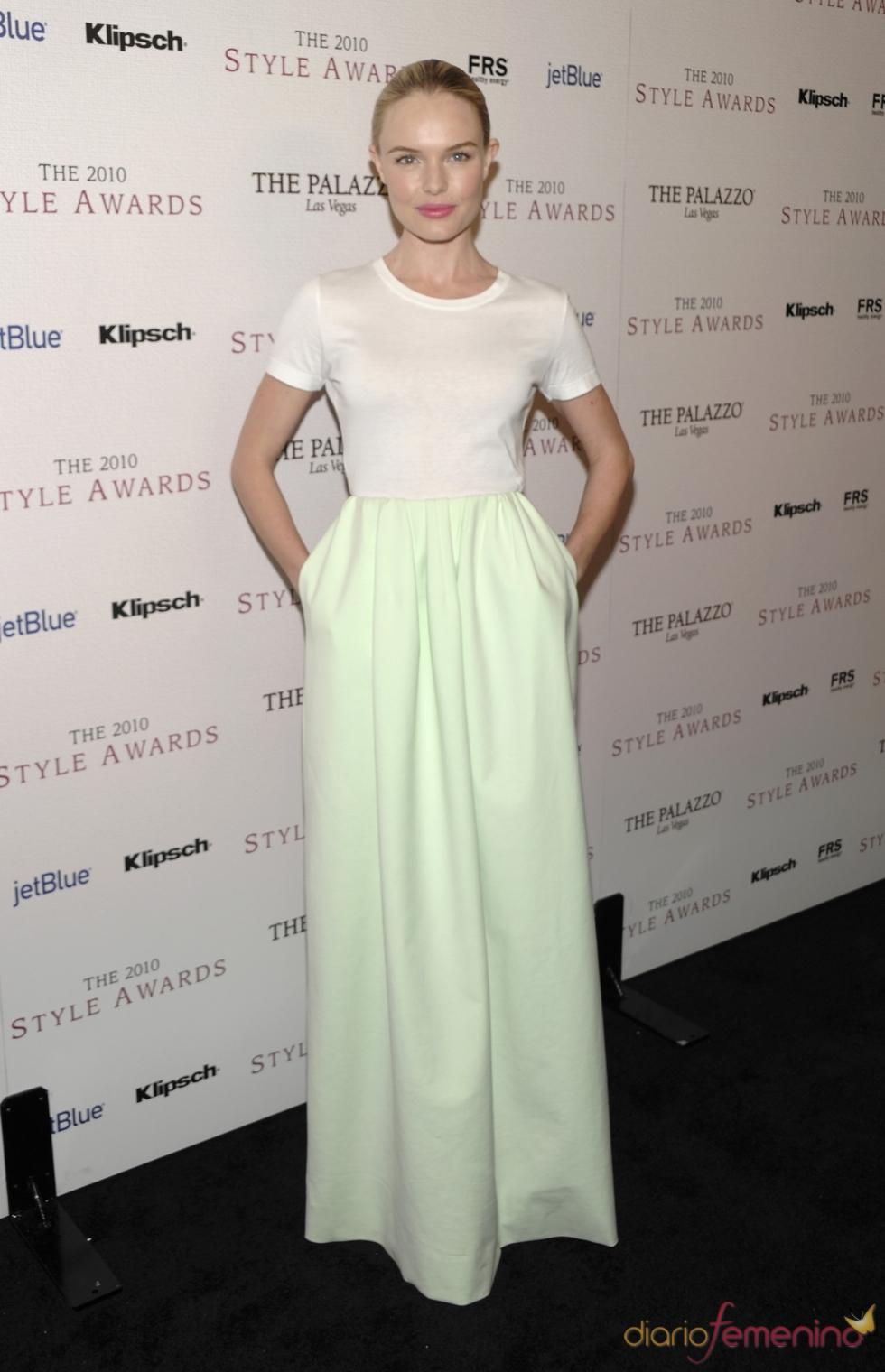 Kate Bosworth en los Premios Hollywood Style 2010