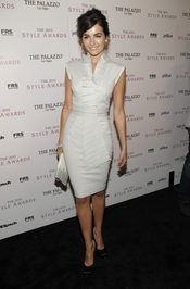Camilla Belle en los Premios Hollywood Style 2010