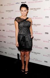 Alexa Vega en los Premios Hollywood Style 2010
