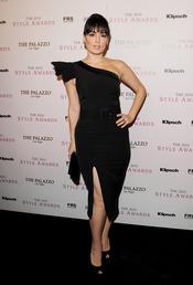 Ana de la Reguera en los Premios Hollywood Style 2010