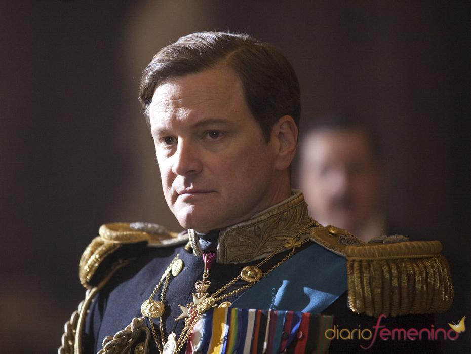 Colin Firth en 'El discurso del rey'