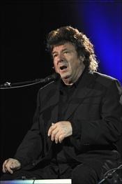 Enrique Morente en una de sus actuaciones