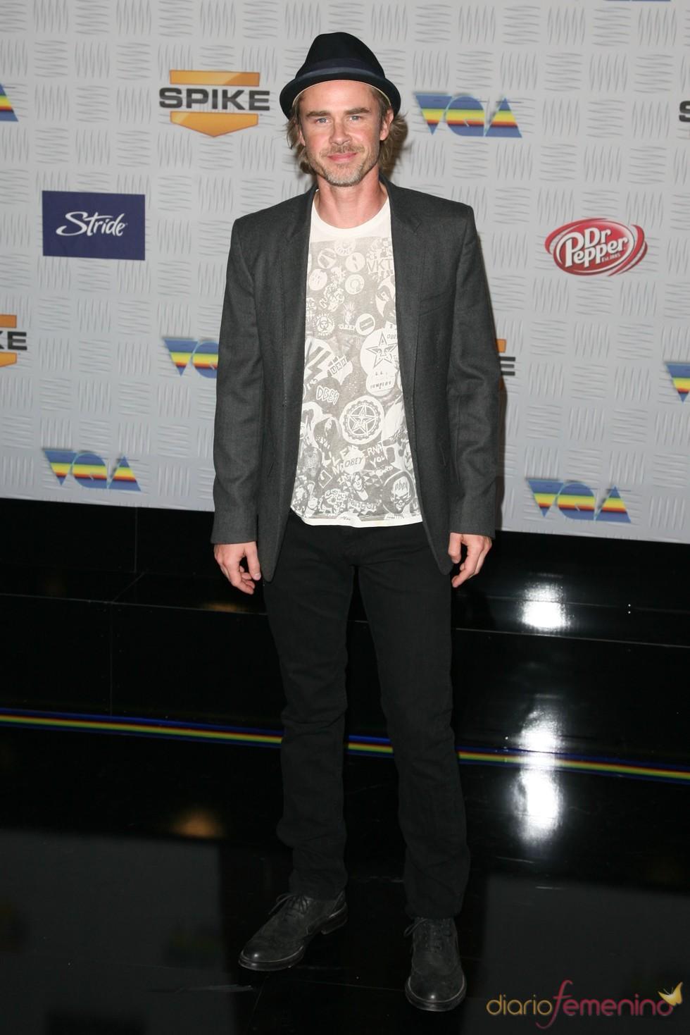 Sam Trammell en los VGA Awards 2010