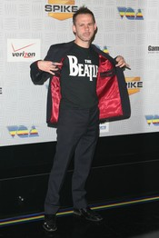 Dominic Monaghan en los VGA Awards 2010
