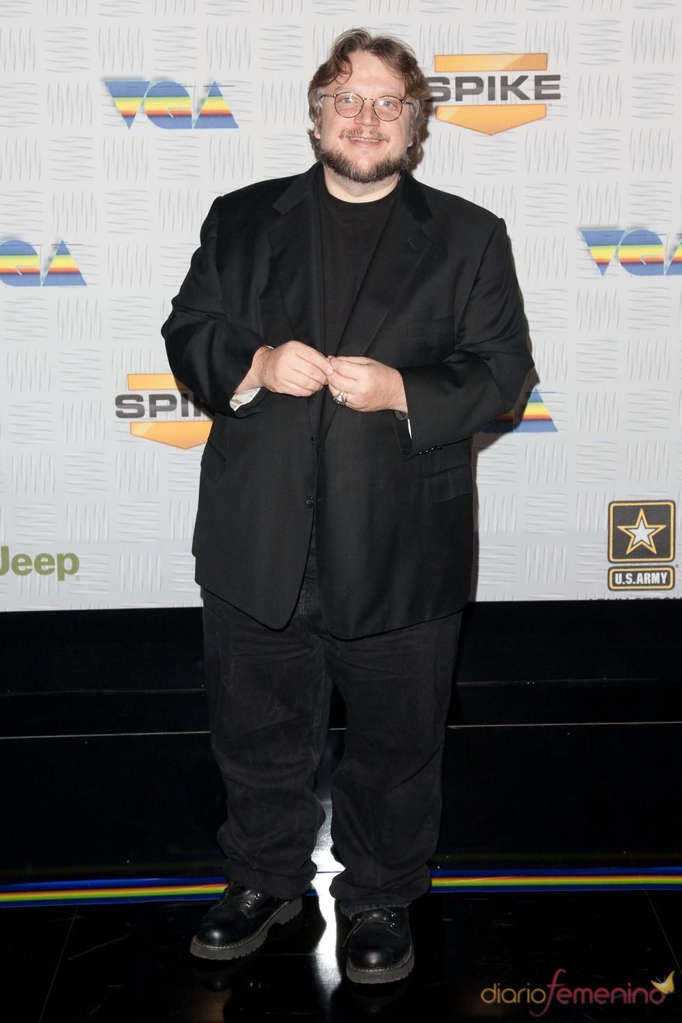 Guillermo del Toro en los VGA Awards 2010
