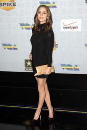 Eliza Dushku en los VGA Awards 2010
