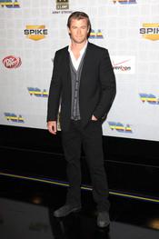 Chris Hemsworth en los VGA Awards 2010